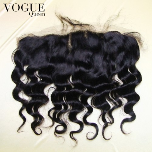 Brazilian Human Hair 13x4 Loose Wave Lace Frontal With Baby Hair